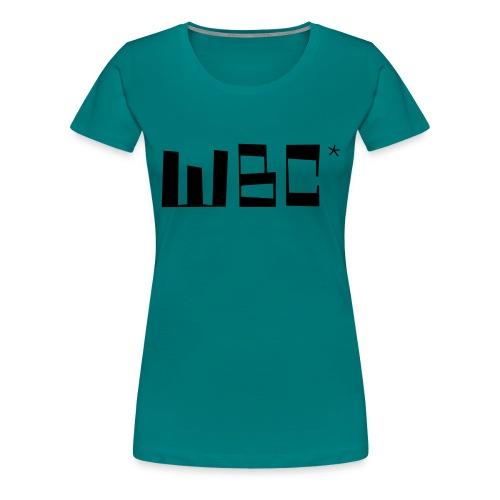 wbc2 simplex - Premium T-skjorte for kvinner