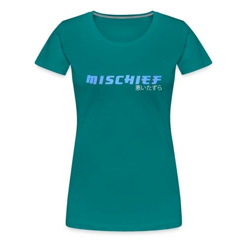 Mischief JPN - T-shirt Premium Femme
