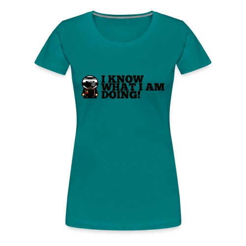 Kimi Raikonnen - Leave Me Alone... - Women's Premium T-Shirt