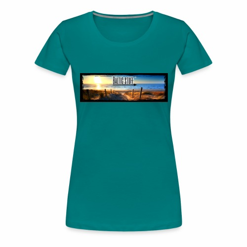Baltic-Stuff - Frauen Premium T-Shirt