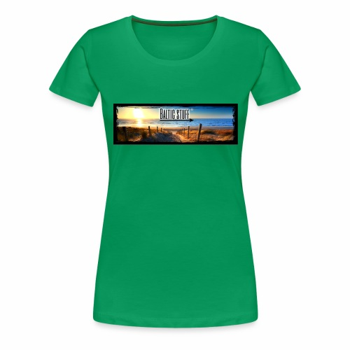 Baltic-Stuff - Frauen Premium T-Shirt