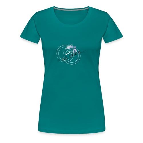 BE_COOL - Premium-T-shirt dam