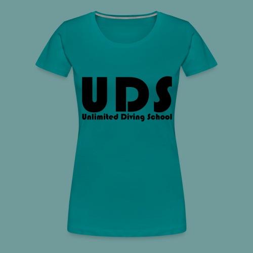 uds_01 - T-shirt Premium Femme