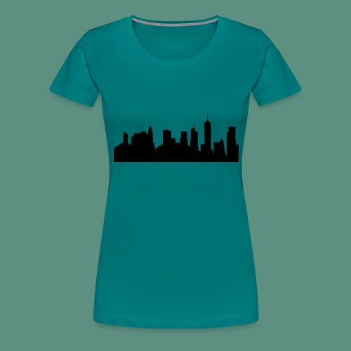Brooklyn - Frauen Premium T-Shirt
