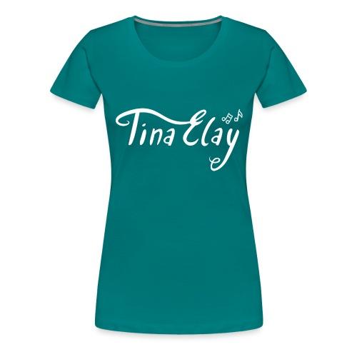Tina Elay - Frauen Premium T-Shirt
