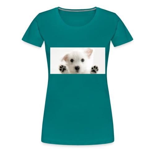 puppy - T-shirt Premium Femme