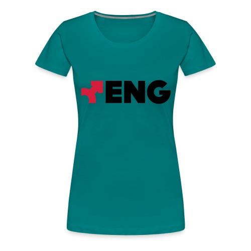 eng2c - Frauen Premium T-Shirt