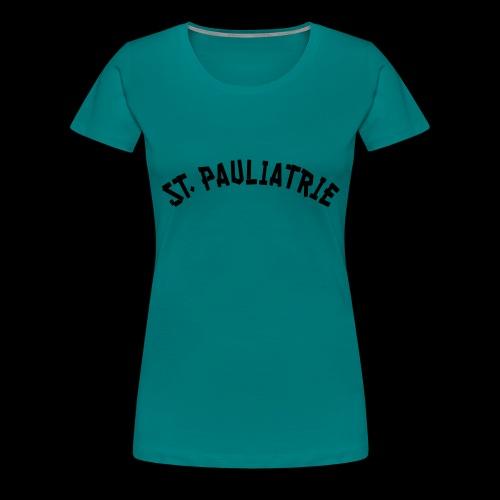 St. Pauliatrie Bogen - Frauen Premium T-Shirt