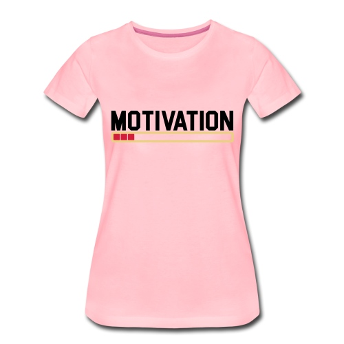 Keine Motivation - Frauen Premium T-Shirt
