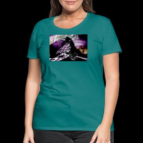 MOUNTAIN BOY - Premium-T-shirt dam
