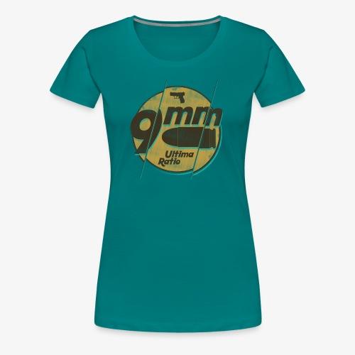 9mm - Frauen Premium T-Shirt