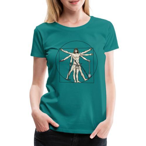 Universal Detectorist - Camiseta premium mujer