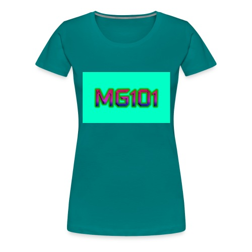 MG101 Designs - Women's Premium T-Shirt