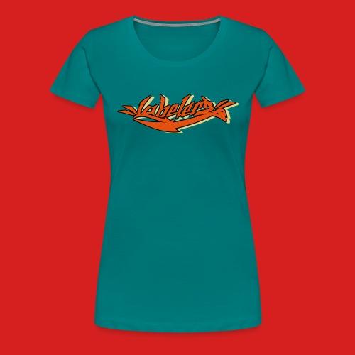 Labelerz Three - Frauen Premium T-Shirt