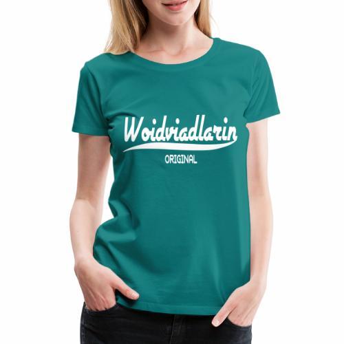 Waldviertel - Frauen Premium T-Shirt