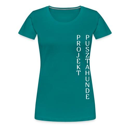 Hochkant PPH - Frauen Premium T-Shirt