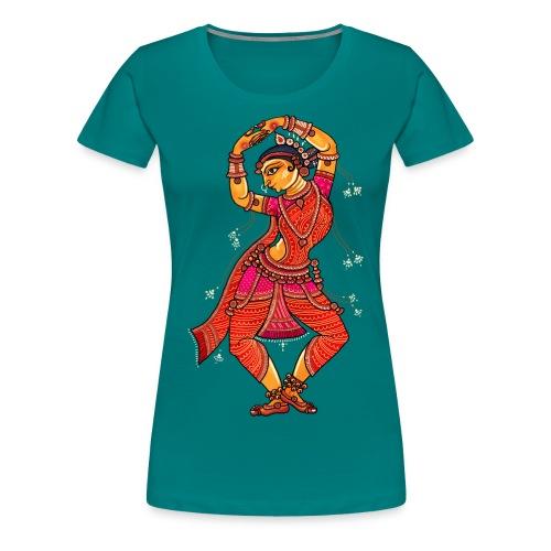Odissi - Frauen Premium T-Shirt