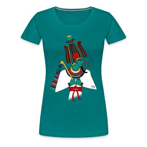 Osiris I altägyptische Gottheit - Frauen Premium T-Shirt