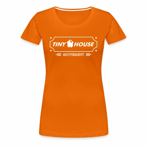 TinyHouse - Frauen Premium T-Shirt
