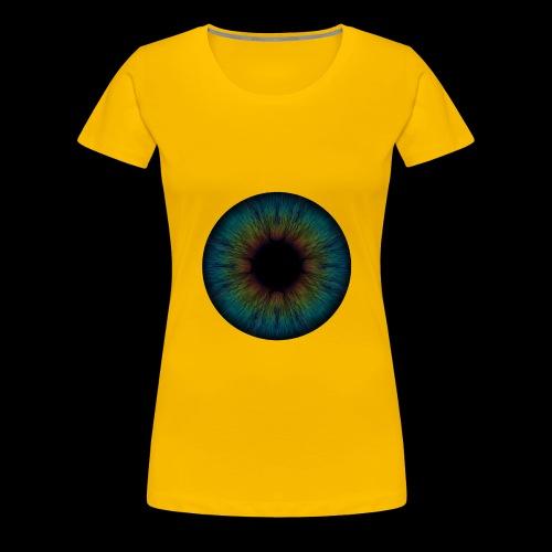 Iris - Frauen Premium T-Shirt