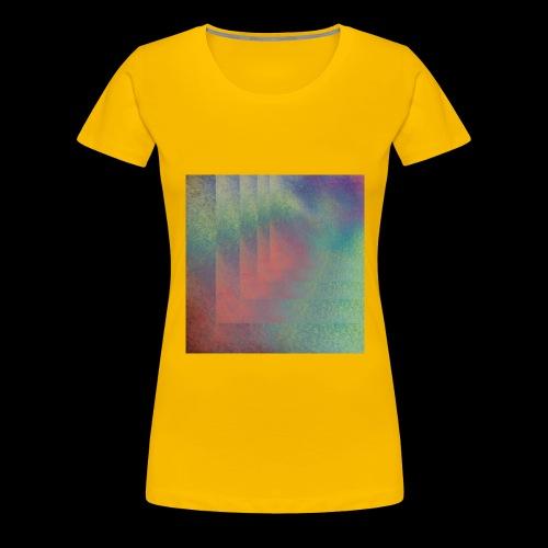 Rising sun - Frauen Premium T-Shirt