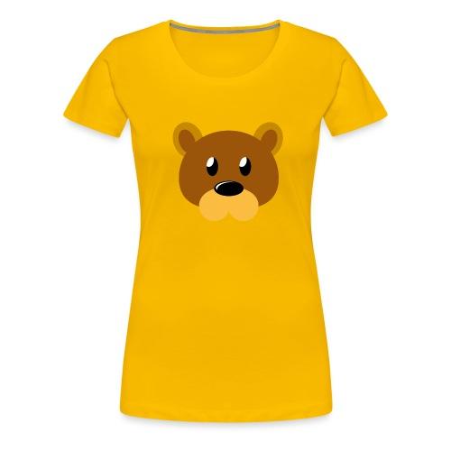 Teddy »Brumm« - Women's Premium T-Shirt