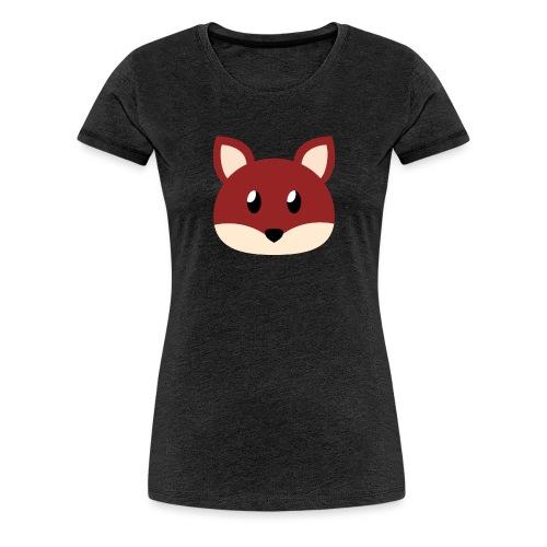 Fuchs »Fiete« - Women's Premium T-Shirt
