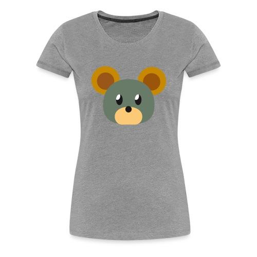 Maus »Pieps« - Women's Premium T-Shirt