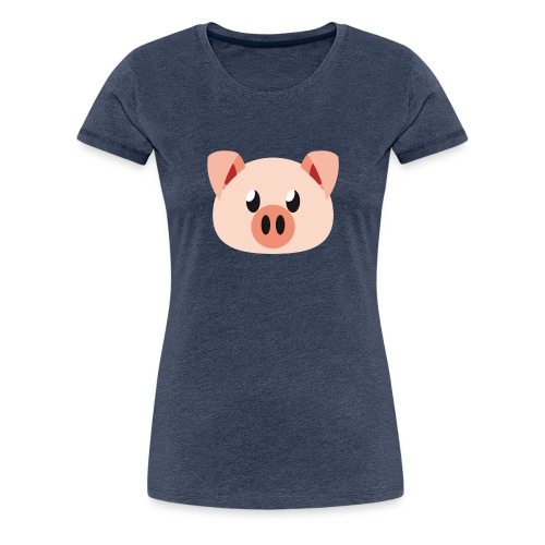 Schweinchen »Oink Oink« - Women's Premium T-Shirt