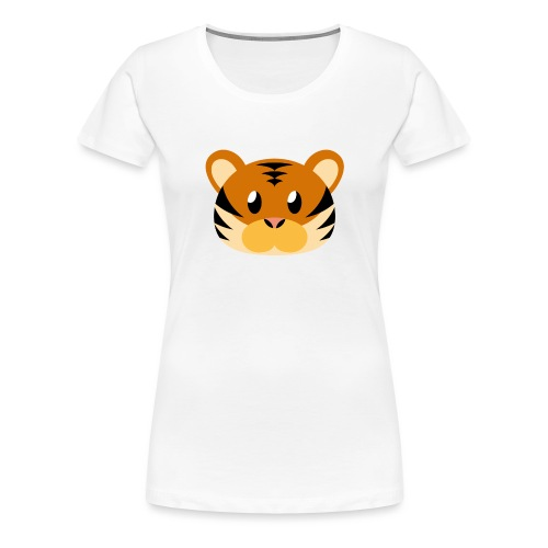 Tiger »Tom« - Women's Premium T-Shirt