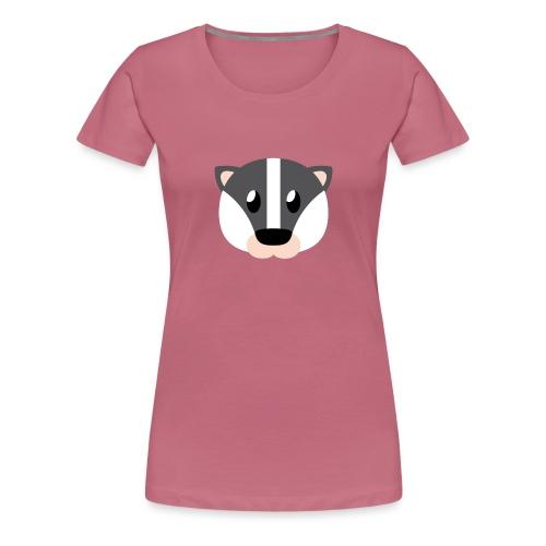 Dachs »Didi« - Women's Premium T-Shirt