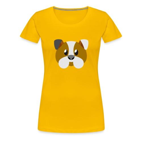 Bulldogge »Bob« - Women's Premium T-Shirt
