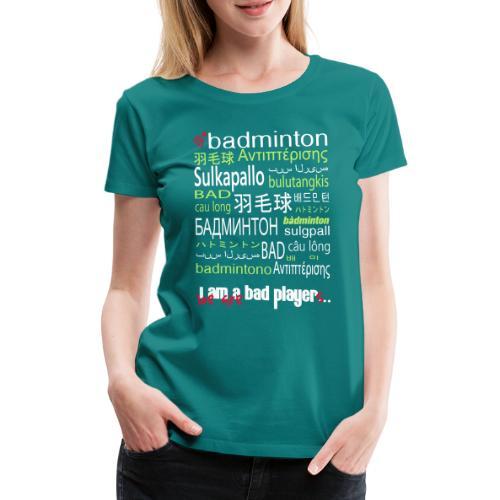 TOGETHER - T-shirt Premium Femme