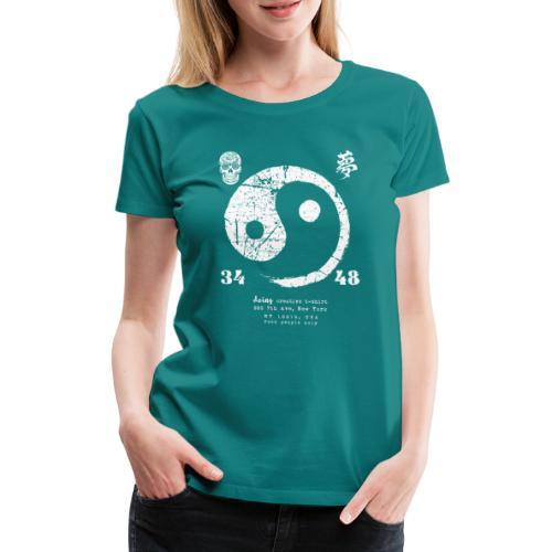 yin yang - Maglietta Premium da donna