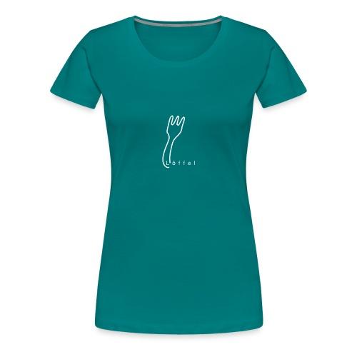Kein Messer - Frauen Premium T-Shirt