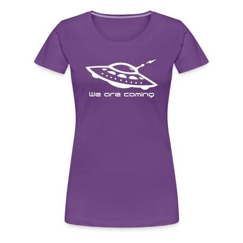 We Are Coming - Women's Premium T-Shirt