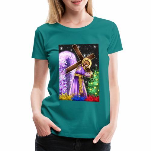 Jesús de Nazareno - Camiseta premium mujer