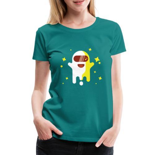 Fantôme astronaute - T-shirt Premium Femme