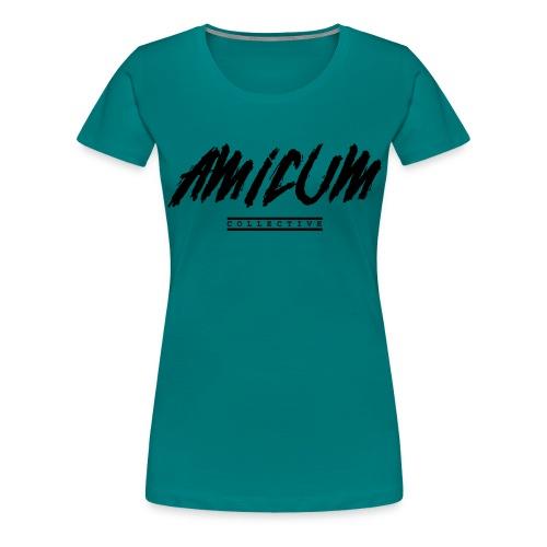 Amicum Collective 1st edition jacket - Women's Premium T-Shirt
