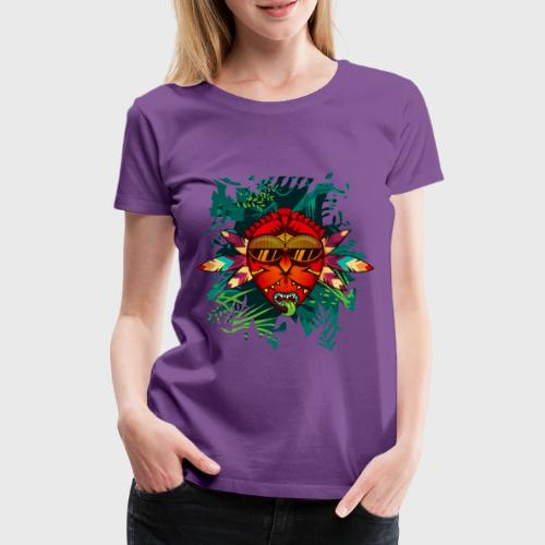 Back to the Roots - T-shirt Premium Femme