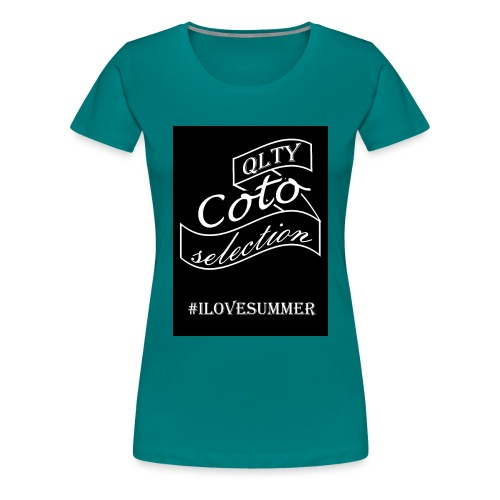 Summer - Women's Premium T-Shirt