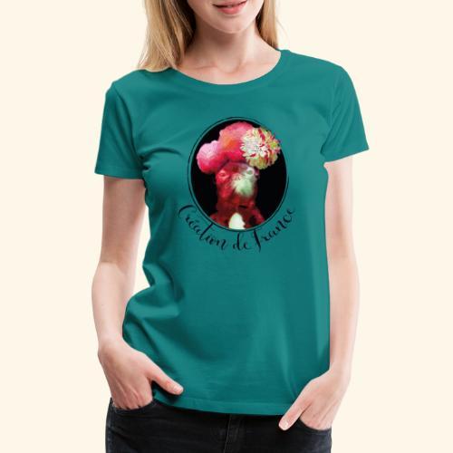 Création de France - T-shirt Premium Femme