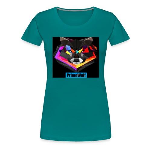 PrimeWolf Design - Women's Premium T-Shirt