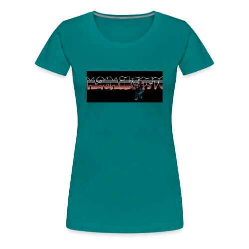 youtubebanner1 - Women's Premium T-Shirt