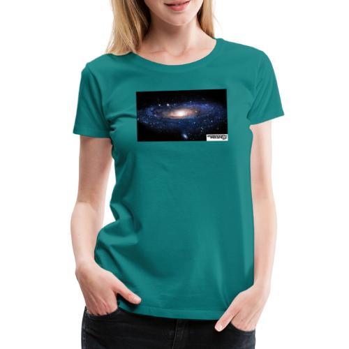Galaxy Astronomy Ireland - Women's Premium T-Shirt