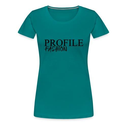 profile fashion - T-shirt Premium Femme