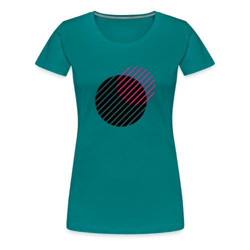 retro - Women's Premium T-Shirt