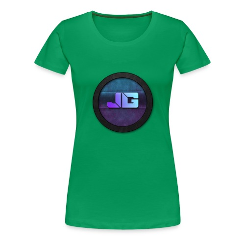 Telefoon hoesje 5/5S met logo - Vrouwen Premium T-shirt