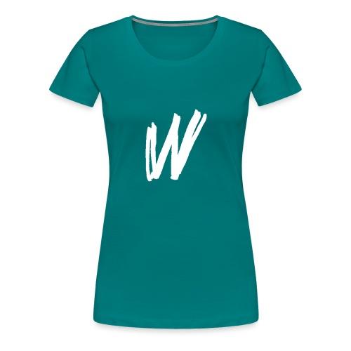 b22 - Women's Premium T-Shirt