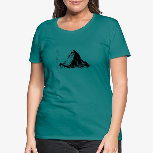 Matterhorn - Women's Premium T-Shirt